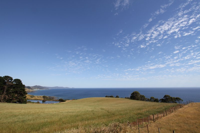 North-west coast of Tasmania