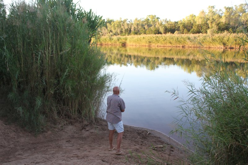 Ord River Fishing