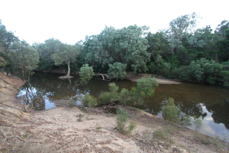 Coen River, Oyala Thumotang National Park