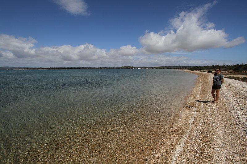 Port Sorell at high tide