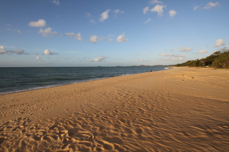 Punsand Bay beach