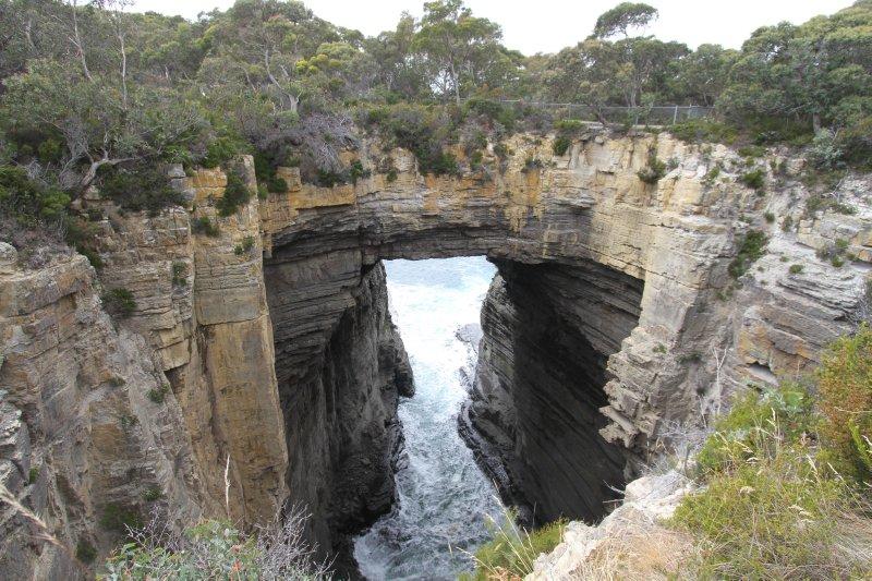 Tasman's Arch