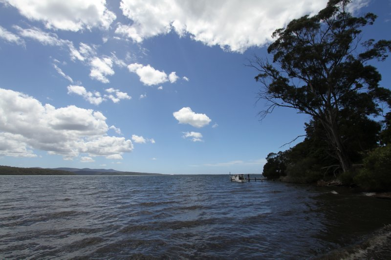 Top Lake Mallacoota