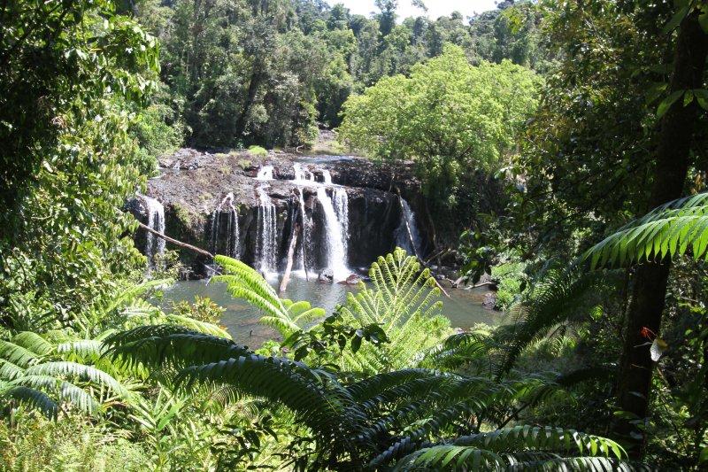 Wallicher Falls