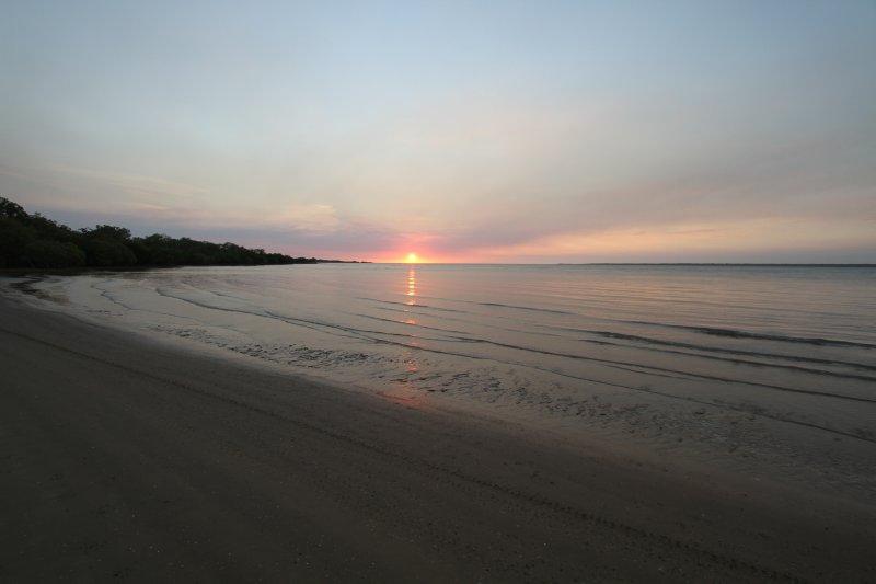 Weipa sunset
