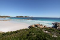 Splendid views over Lucky Bay