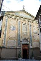 Church in Varzi