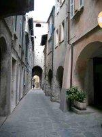 Medieval town of Varzi