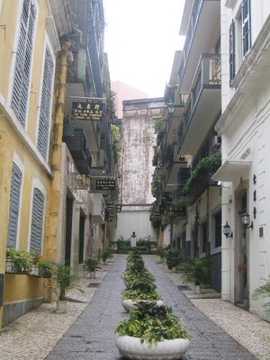 Largo do Senado, Macau