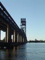 Bridge over the Clarence River, Yamba