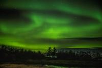 Northern Lights near Fiskebøll 17