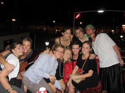 TEFL crew Nov. 2011