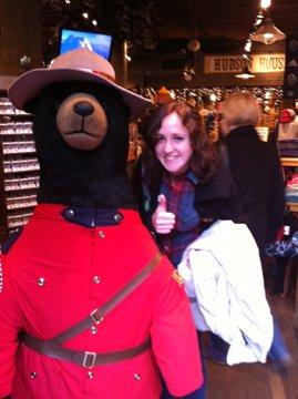 Mountie Bear :)