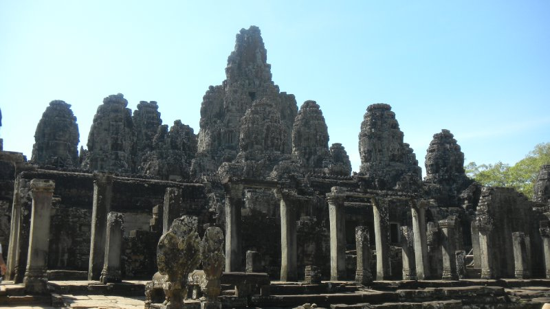 more temples!