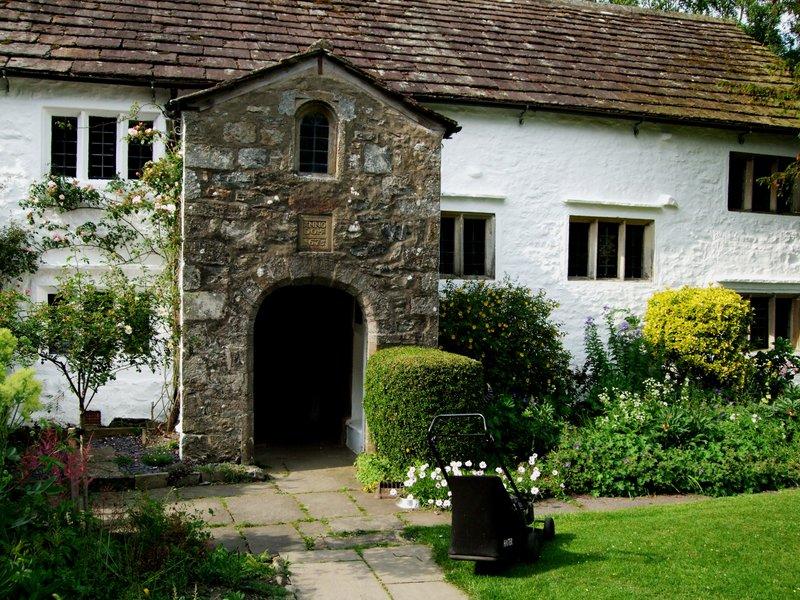 Brigflatts Quaker Meeting House, near Sedbergh