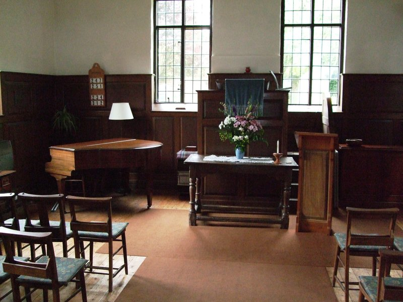 Ditchling Old Meeting House (Unitarian - formerly General Baptist)