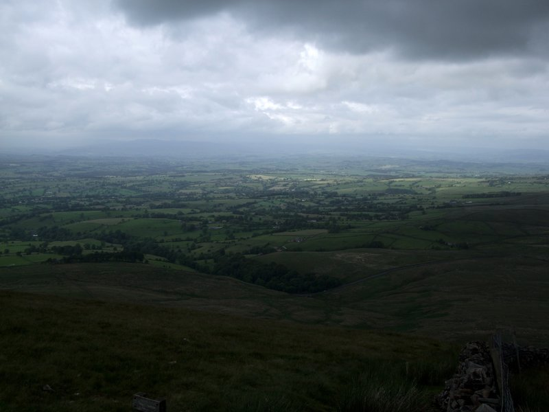 From Pendle Hill