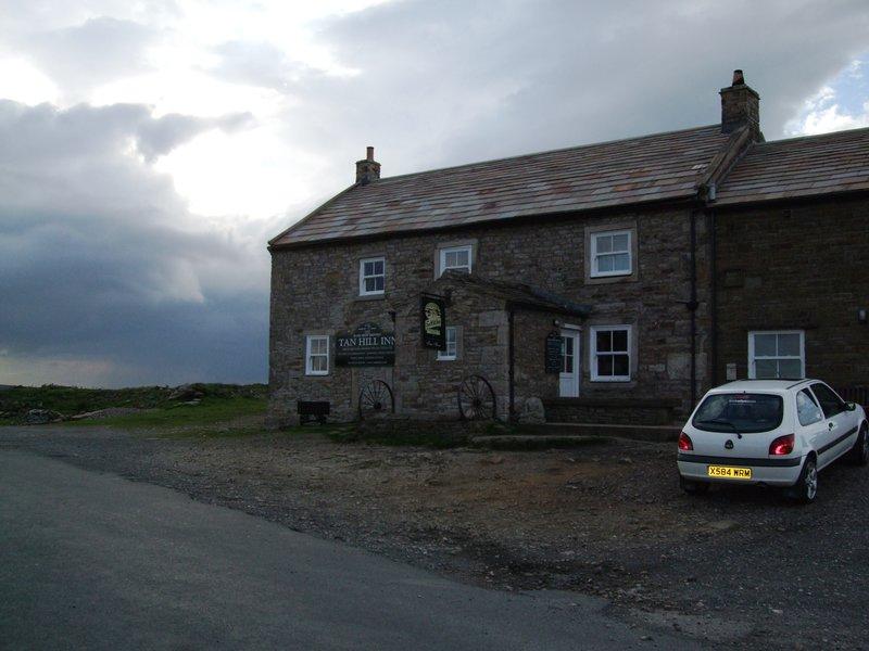 Tan Hill Inn - the highest pub in England