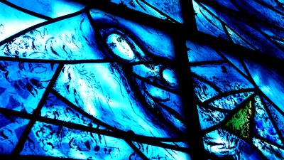The Resurrection of Sarah d'Avigdor-Goldsmid by Chagall