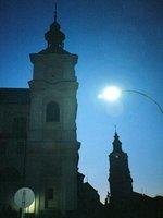 Twilight in Przemysl
