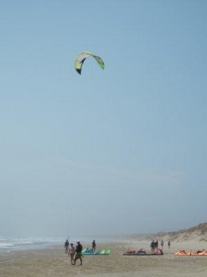 90 Mile Beach - wind surfing
