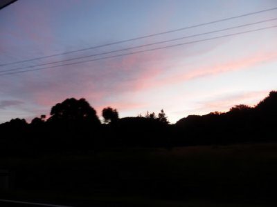 Sunset - Kerikeri