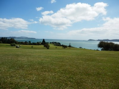 Governors House Lawn - Waitango
