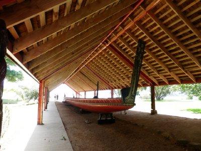 Large Waka - Waitango