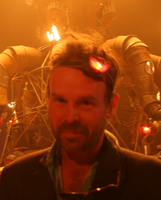 andyeverywhere at Burning Man 2011