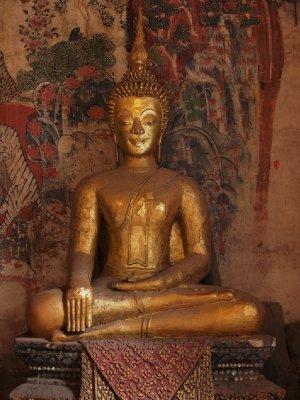 Buddha Wat Phahouak