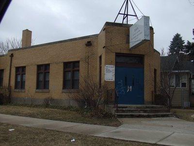 Mission Baptist Church