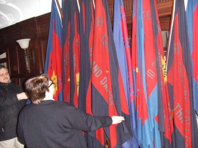 Looking for the Undaunted Sessional Flag