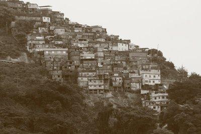 Rio Favela (slum)