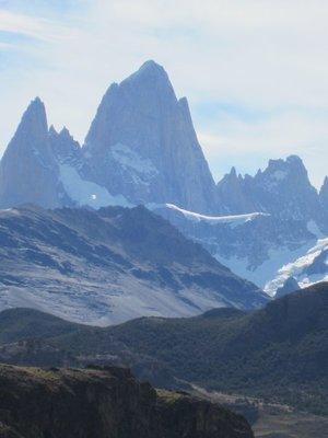 Fitzroy Mountain Range, El Chaiten (South Patagonia)