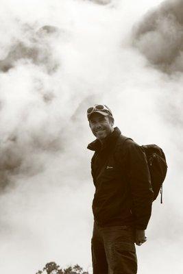 Machu Picchu - Above the clouds (Rosscopico)