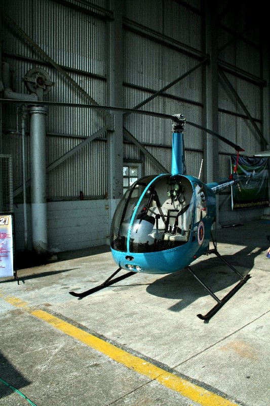 Two-seat Chopper