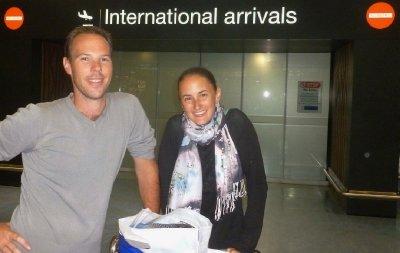 3. International arrivals