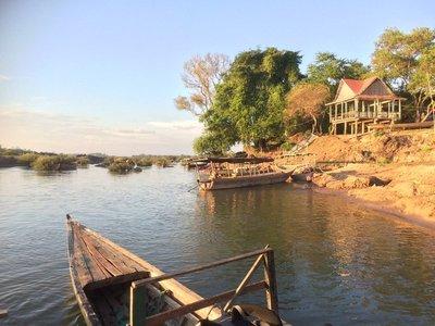The Mekong River, Four Thousand Islands, Laos