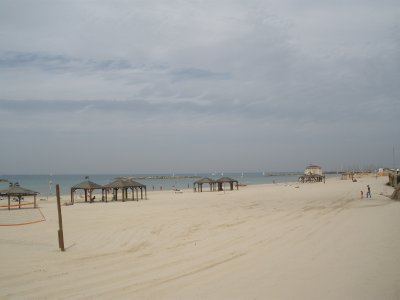 ISR_Tel Aviv beach