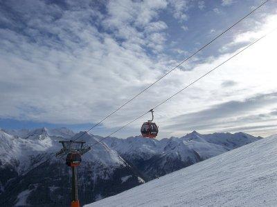 AU_Bad Gastein - ski transport
