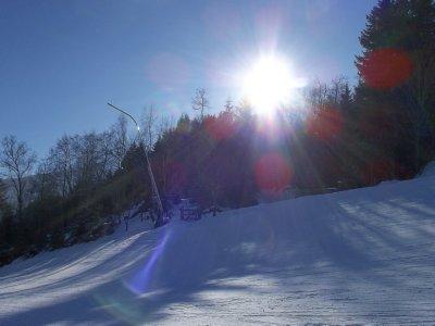 AU_Bad Hofgastein - ski slopes