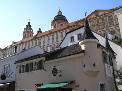 AU_Melk Abbey