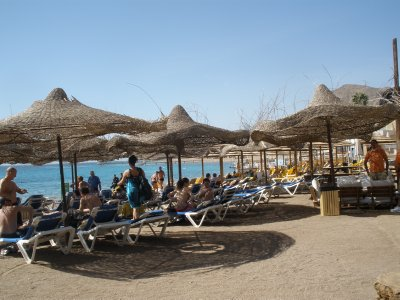 ISR_Eilat on the Red Sea