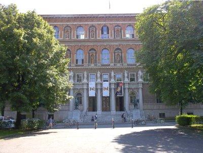 Academy Of Fine Arts Wien Aka Vienna
