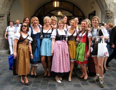 austrian brides