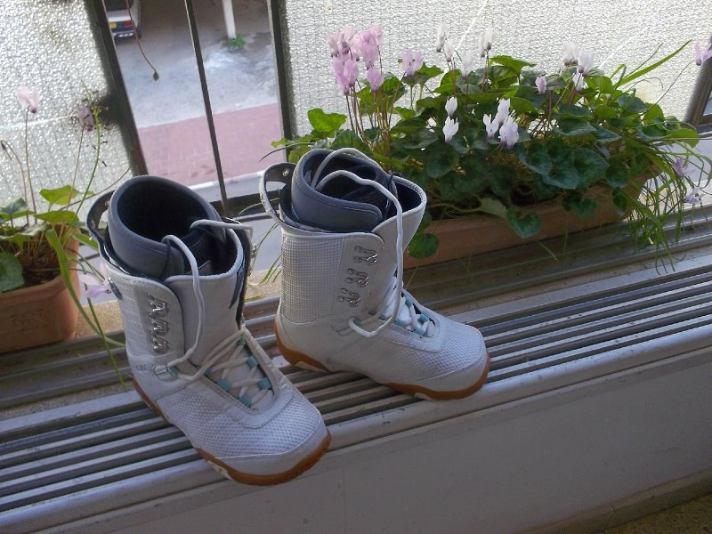 My snowboard boots