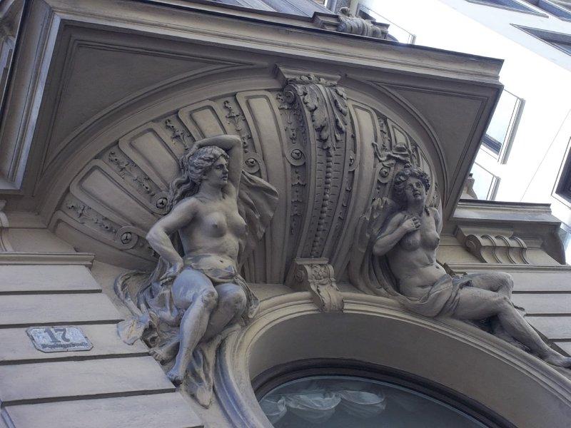AUSTRIA_VIENNA - 1st district