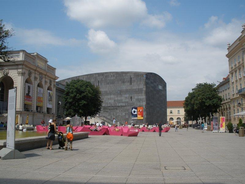 VIENNA_Museum Quarter