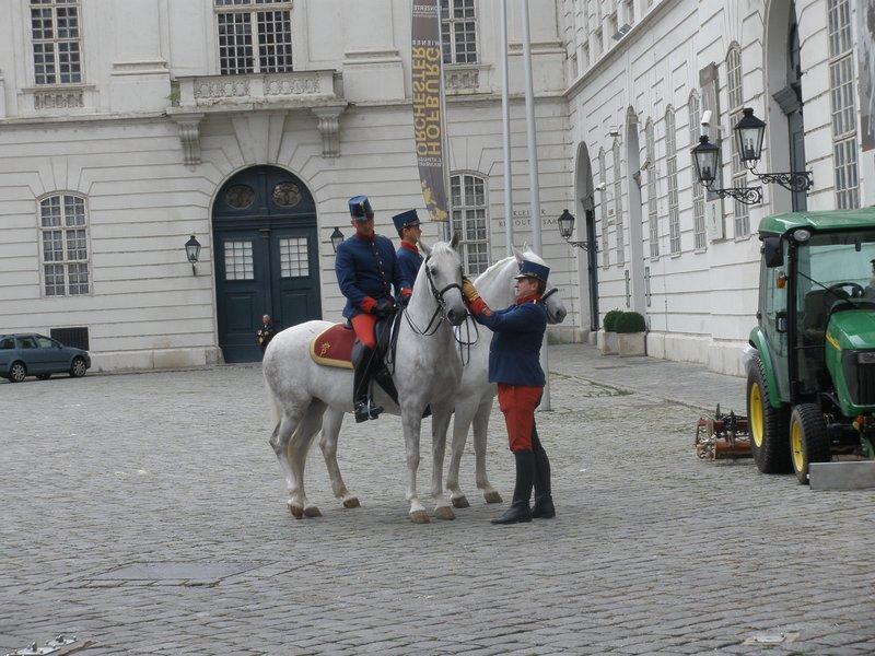 VIENNA_Spanish Riding School