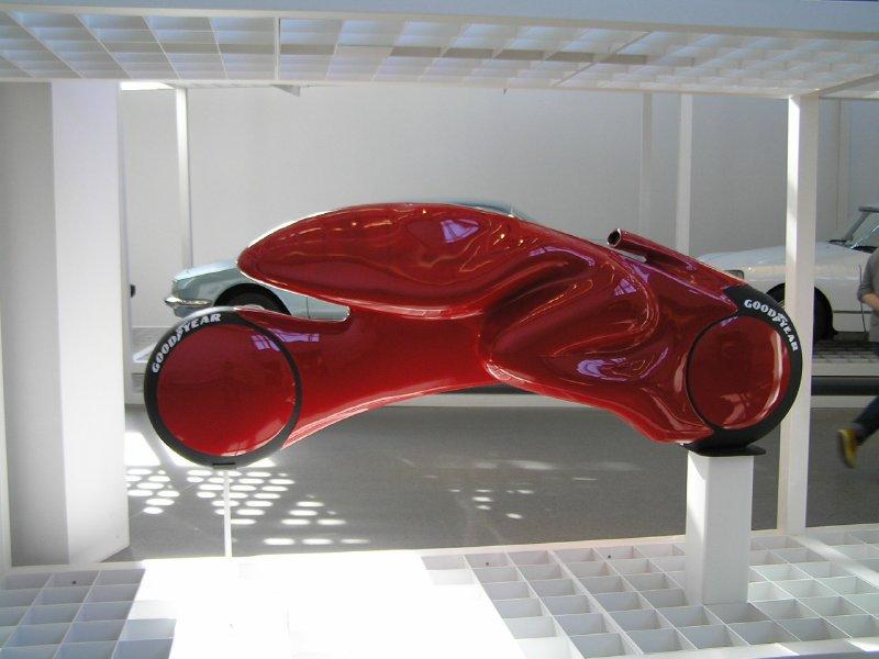 A car (yes, it is!)